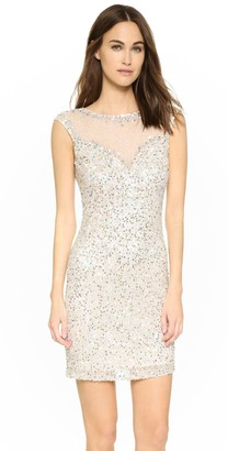 Parker Women's Montclair Sequin Bodycon Mini Dress