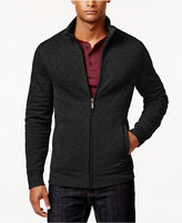 Club Room Men's Big and Tall Quilted Zipper Jacket, Only at Macy's