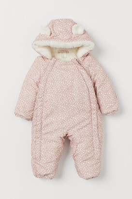 H&M Padded Baby Bunting