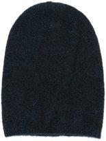 Laneus stretch knit beanie