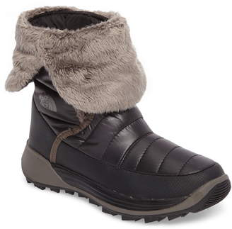 The North Face Amore II Water-Resistant Winter Boot
