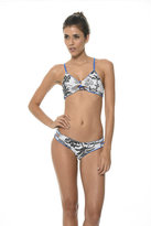 Malai Swimwear 2017 Malai Swimwear - French Blue Bralette Top T00269