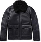 Dunhill - Shearling Aviator Jacket