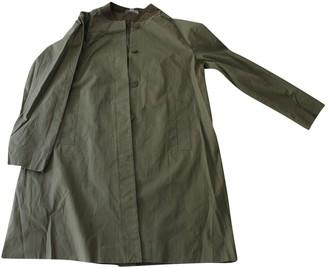 Cos Khaki Cotton Jacket for Women
