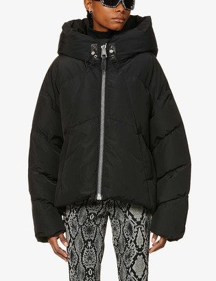 Nicole Benisti Matignon padded shell-down jacket