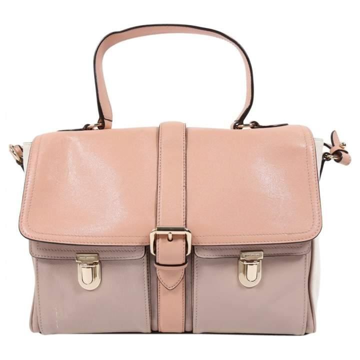 Marc Jacobs Single leather satchel