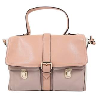 Marc Jacobs Single Pink Leather Handbags