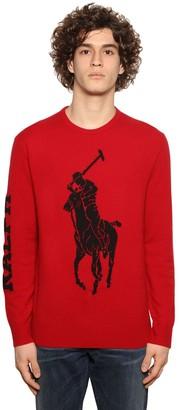 Polo Ralph Lauren Loryelle Pony Merino Wool Knit Sweater