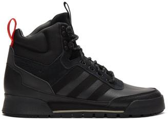 adidas Black Baara Sneakers