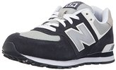 New Balance Kids' KL574NWG Running Shoe