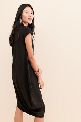 Universal Standard Geneva Short Sleeve Dress