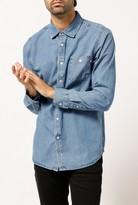 Obey Keble Woven Shirt