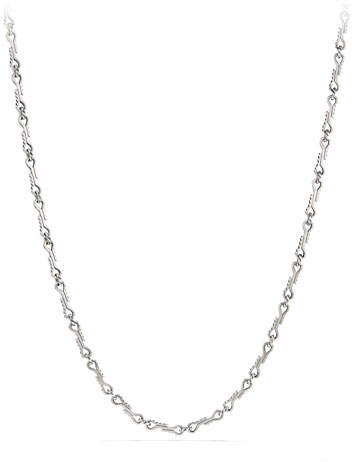 David Yurman Men's Shipwreck Cable Chain Necklace, 26""