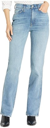 Hudson Abbey High-Rise Bootcut Jeans in Never Enough (Never Enough) Women's Jeans
