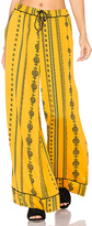 House Of Harlow x REVOLVE Joni Pants in Yellow. - size XL (also in )