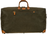 Bric's Life Clipper Holdall - Olive - Large