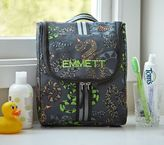 Pottery Barn Kids Mackenzie Gray Snake Toiletry Bag