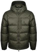Ralph Lauren Down Jacket Green