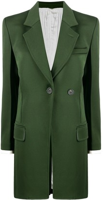 Peter Do Asymmetric Tailored Coat