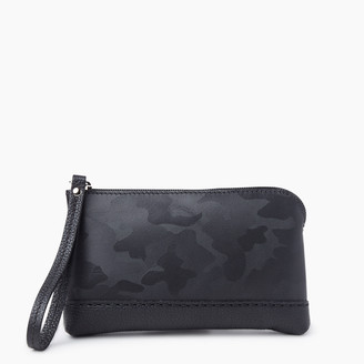 Roots Funky Zip Pouch Camo
