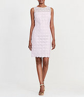 Lauren Ralph Lauren Geometric Lace Dress
