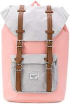 Herschel adjustable buckle backpack