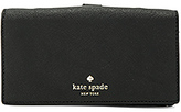 Kate Spade Crossbody Phone Case in Black.