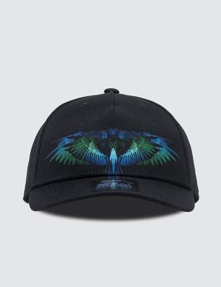Marcelo Burlon County of Milan Blue Wings Cap