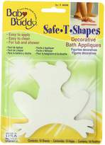 Baby Buddy BB Safe-T-Shapes Bath Tub Appliques, Frogs, 1-Pack