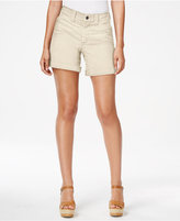 NYDJ Avery Tummy Control Cuffed Denim Shorts