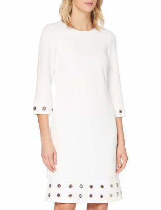 APART Fashion Women's Apart Damen Sommerkleid mit Metallringen Special Occasion Dress