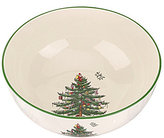 Spode Christmas Tree Large Round Bowl