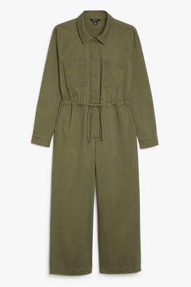 Monki Utility jumpsuit