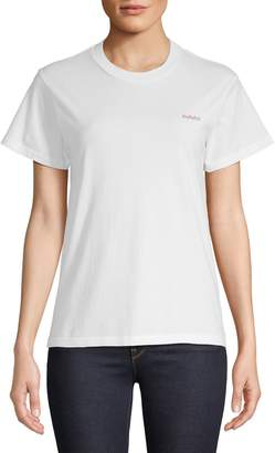 Monogram Graphic Cotton T-Shirt
