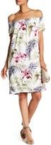 Tommy Bahama Lillium Floral Print Short Dress