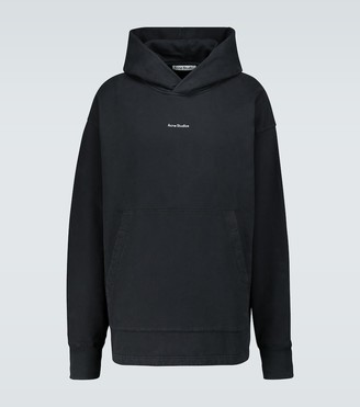 Acne Studios Franklin H Stamp hooded sweatshirt