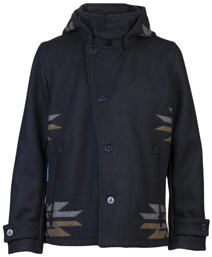Remi Relief Melton jacket