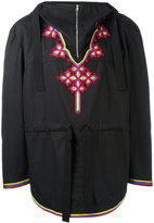Stella McCartney embroidered anorak