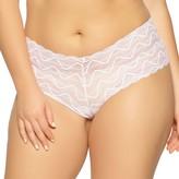 Jezebel Women's Bette Lace Cheeky Tanga Panty 725046