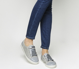 Office Puffin Lace Up Trainers