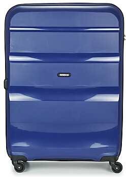 American Tourister BON AIR 75CM 4R women's Hard Suitcase in Blue
