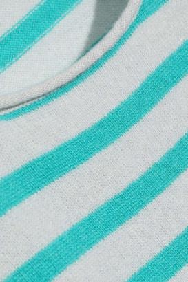 Line Jackie Striped Cashmere Sweater