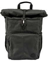 Timberland Men's Walnut Hill Rolltop Backpack - Black