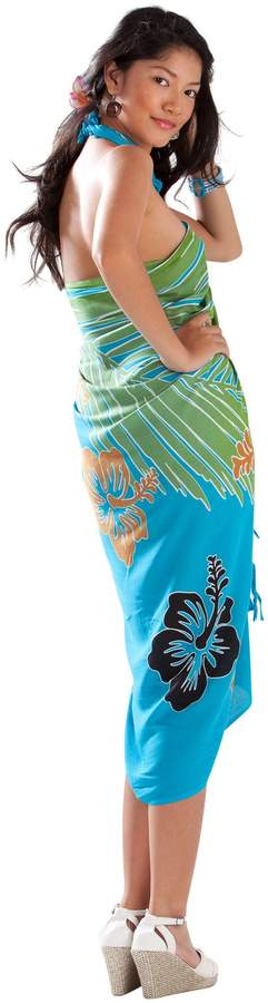 7471b6037f Turquoise Sarong - ShopStyle Canada