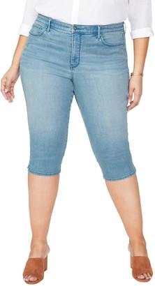 NYDJ Skinny Capri Jeans (Plus Size)