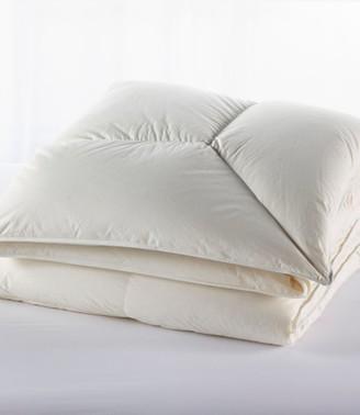 L.L. Bean Permabaffle Box Goose Down Comforter, Warmer