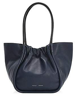 Proenza Schouler Women's Ruched Leather Tote