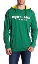 Mitchell & Ness MLS Timbers Away Team Long Sleeve Hoodie