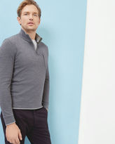 Ted Baker Textured crew neck sweater