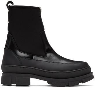 Won Hundred Black Nikki Ankle Boots